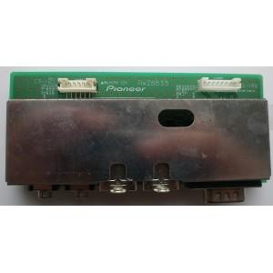 CONTROL ASSY / PIONER AWZ6633 MODELO PDP-433CMX