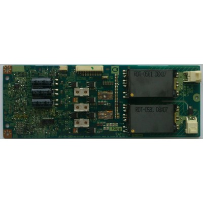 BACKLIGHT INVERSOR 80C4 / TOSHIBA 75012526 MODELO LCD3215A