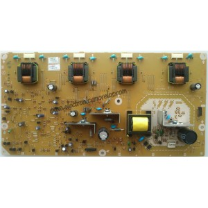 BACKLIGHT INVERSOR / EMERSON A01FAMIV MODELO LC320EM1 DS2