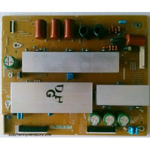 X-SUS / SAMSUNG BN96-20046A / LJ92-01759B / 759B / LJ41-09422A / PANEL S50HW-YD14 / S50HW-YB07 / MODELOS PN51D450A2DXZA / PN51D490A1DXZA / PN51D440A5DXZA N410 / PN51E450A1FXZA TD02 / PN51D430A3DXZA N411