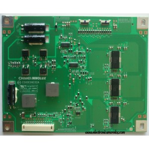 DRIVER LED / PANASONIC 27-D083863 / C500E06E02A / CCP-508SW / MODELO TC-50LE64
