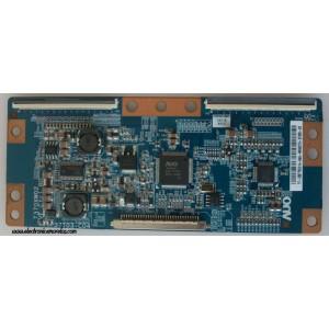 T-CON / AUO 55.37T03.C14 / 5537T03C14 / T370XW02 VF Ctrl BD / 37T03-C04 / MODELO SANYO DP37649