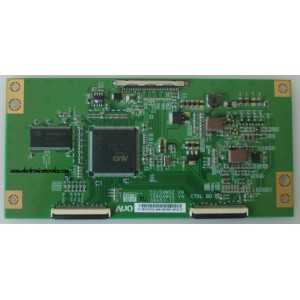T-CON / AUO 55.31T03.123 / 5531T03123 / T315XW02 V9 / T260XW02 VA / 06A53-1C / MODELO SANYO DP32648