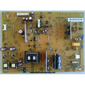 FUENTE DE PODER / TOSHIBA 75033153 / PK101W0050I / FSP156-3FS01 / PANEL LC500DUE (SF)(R1) / MODELOS 50L2300U / 50L4300U / 50L1350U