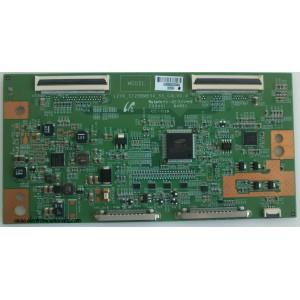 T-CON / VIZIO LJ94-26806C / 26806C / 12YR_S128BMB34_55_C4LV0.0 / PANEL LTA550HJ13-C01 / MODELO M550VSE LWJSNKBN