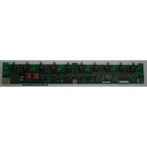 BACKLIGHT INVERSOR / SONY 19.40T04.001 / 1940T04001 / VIT71880.00 / MODELO KDL-40EX400