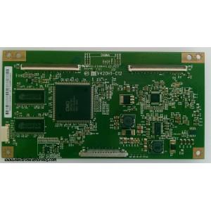 T-CON / MEGA / ELEMENT 35-D029347 / V420H1-C12 / MODELO 32D-IF4-MHAV4213
