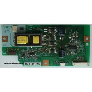 BACKLIGHT INVERSOR MASTER / DIGITAL RESEARCH TECHNOLOGIES / HIU-812-M / HPC-1654E / MODELO WT322