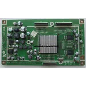DRIVE PARA T-CON / SAMSUNG BN96-06669A / BN97-01751F / BN41-00944A / MODELO LNT4671FX/XAA