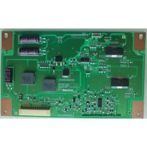LED DRIVER / PANASONIC L390H101EA-C002 / C420E06E01A / PANEL V390HK1-LE6 REV.F6 / MODELO TC-39A400U