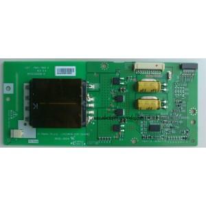 BACKLIGHT INVERSOR ESCLAVO / PANASONIC 6632L-0621A / PNEL-T902 / 3PEGC20006B-R / MODELO TH-42LRU5