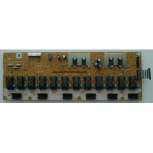 BACKLIGHT INVERSOR / SHARP / PHILIPS RDENC2308TPZF / QKITF0185S4P2(75) / MODELO 52PFL7432D/37