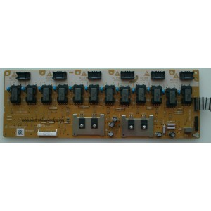 BACKLIGHT INVERSOR / SHARP / PHILIPS RDENC2306TPZF / QKITF0184S2P2(74) / PSD-0528 / MODELO 52PFL7432D/37