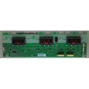 BACKLIGHT INVERSOR LL / TOSHIBA LJ97-01554A / 01554A / SSI520HC24 / MODELO 52HL167