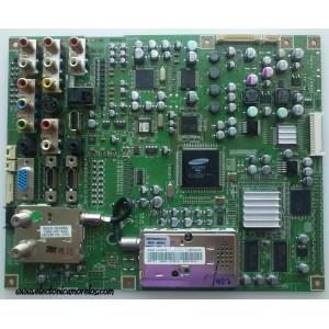 MAIN / SAMSUNG BN94-01091B / BN41-00679D / PANEL'S LTA400WT-L01 / T315XW02 / MODELOS LNS4051DX/XAA / LNS3251DX/XAA