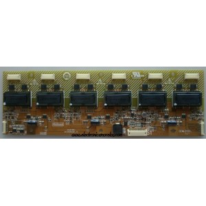 BACKLIGHT INVERTER S1 / SCEPTRE 19.26006.027 / VA8A18306105 / 75.BD904.001-S1 / 4H.V1838.061 / E / MODELO