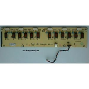 BACKLIGHT INVERSOR / INSIGNIA INTV8LCCMAA5 / 715G3333-1 / MODELO NS-L32Q-10A