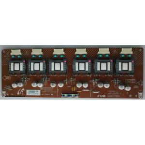 BACKLIGHT INVERSOR / SONY 1-789-511-12 / A06-126291 E / PCB2681 / CSN305-00(23INCH) / MODELO KDL-23S2000