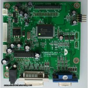 MAIN / OPTIQUEST G8.21M24.W2C / A821M24W2C / NT68665+670_NITS / A811MA7W2C223 / MODELO QY8074502267