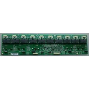 BACKLIGHT INVERSOR / SCEPTRE 19.26006.130 / 4H.V1838.411/B1  / VK8A183M0206 / 44.BO604.101 / PANEL T370XW01 V.1 / MODELO X37 / BAUER XT37 / DELL W3707C / ELEMENT FLX-3710 / POLAROID FLM-373B / PROTRON PLTV-3750 / PROVIEW PA-37JK1A /  N3760W / LTV-37W2HD
