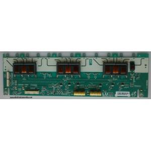 BACKLIGHT INVERSOR LU / MITSUBISHI LJ97-02470A / 02470A / SSI520HD24 / MODELO LT-52151