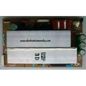 X-SUS / SAMSUNG BN96-17226A / LJ92-01727B / LJ41-08457A / 727B / MODELO PN50C490B3DXZA N002
