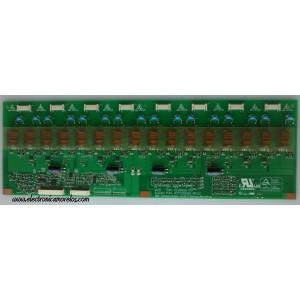 BACKLIGHT INVERSOR / SANYO 19.26006.110 / VIT71008.60 REV.2 / VIT7100860 / MODELO DP32746