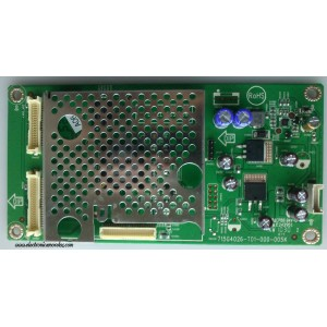 DRIVER DE T-CON / VIZIO CBPFTXAPT5K00302 / TXAPT5K003 / 715G4026-T01-000-005K / MODELO E550VA