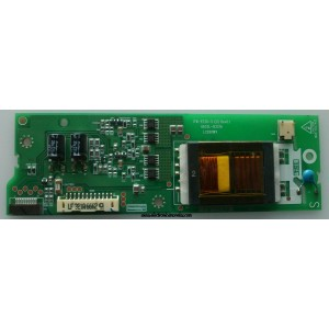 BACKLIGHT INVERSOR ESCLABA / INSIGNIA 6632L-0321A / ITW-EE26-S / MODELO NS-LCD26