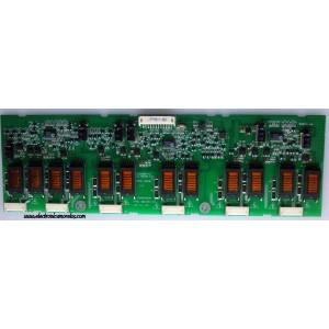 BACKLIGHT INVERSOR / PHILIPS 6632L-0030B / YPNL-M007B / 2300KF9001B / MODELO 23PF9945/12