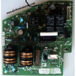 FUENTE DE STADBY TARJETA F / SONY A-1060-176-A / 1-863-205-11 / 1-724-623-11 / A160176A / MODELO KDF-55WF655