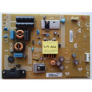 FUENTE DE PODER / VIZIO ADTVD1208AA8 / 715G6143-P01-000-002S / D1208AA8 / PANEL TPT390J1-HJ1L02 Rev:SCAC / MODELOS E390I-B1 LTY6PSAP / E390I-B1 LTY6PSAQ