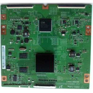 T-CON / SAMSUNG 35-D075293 / BN96-21636A / V460HK2-CPS1 / MODELO UN55ES6580FXZA CS02