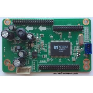 TARJETA LVDS / RCA RE3355R011-A1 / LG-RE01-131230 / RE01-131230-ZQ1 / KB-6160 / PANEL´S / T550HVN01.8-12V / T645HVW05-V0-12 / MODELO LED55C55R120Q