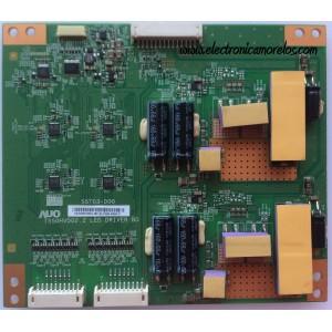 LED DRIVER / VIZIO 55.55T03.D01 / 5555T03D01 / 55T03-D00 / T550HVD02.2 / MODELO M550SL LAQAMCBN /  M550SL LATAMCDN  / M550VSE LWJANKAN / PANEL T550HVN01.5