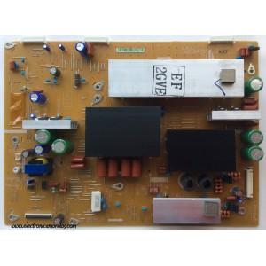 Y-SUS / SAMSUNG BN96-22107A / LJ92-01867A / LJ41-10170A / 867A / MODELO PN51E535A3FXZA TS02