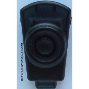 BOTONERA PARA TV / SAMSUNG BN96-33542A / BN41-01840C / MODELO UN32H5201AFXZA TS01