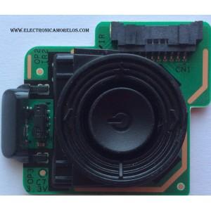 BOTONERA PARA TV / SAMSUNG BN96-23838E / BN41-01899A / MODELO UN55FH6030FXZA TH01