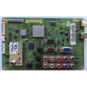 MAIN / SAMSUNG BN96-14708A / BN41-01343B / BN97-03987H / MODELO PL42C450B1DXZX / NOTA ESTA TARJETA TIENE CONECTOR DEL TUNER FALTANTE