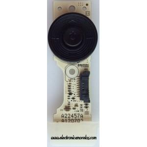 BOTONERA / SAMSUNG BN96-22457C / 22457C / BN41-01831A / MODELO UN55ES6580FXZA CS02