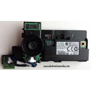 BOTONERA / SENSOR / MODULO DE WI-FI / SAMSUNG BN61-09986A / BN94-30902C / BN61-09986A / BN59-01174A / BN41-02151A / BN41-02149A / UH5500_IR / 649E-WIDT30Q / WIDT30Q / MODELO UN55H6300AFXZA TH01