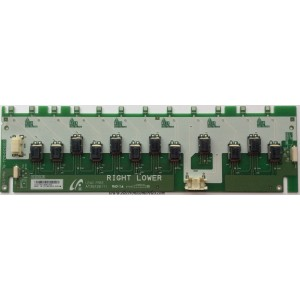 BACKLIGHT INVERSOR / SONY 1-789-842-11 / SSB520HA24-RL / 01477A / MODELOS KDL-52W3000 / KDL-52WL130 / KDL-52WL135 / KDL-52XBR4 / KDL-52XBR5