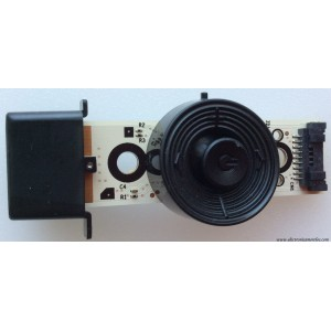 BOTONERA / SENSOR / SAMSUNG BN96-26411G / BN41-01976B / MODELO UN46F5500AFXZA TS01