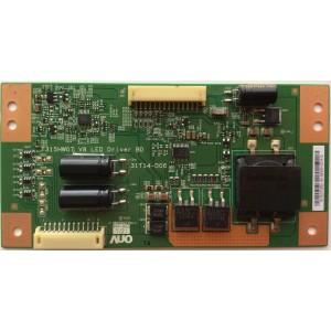 LED DRIVER / INSIGNIA 55.31T15.D02 / 5531T15D02 / T315HW07 V8 / 31T14-D06 / SUSTITUTAS 55.31T14.D02 / 55.37T07.D01 / PANEL`S T315XW06 V.3 / T315HW07 V.8 / MODELOS NS-32E740A12 / 32LV2500-UA / E320PV-FHD8HW07V8