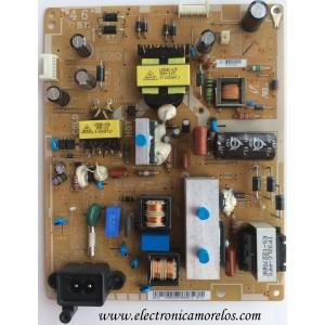 FUENTE DE PODER / SAMSUNG BN44-00497A / PSLF860C04A / PD46AVF_CSM / MODELO UN46EH5000FXZX TS02