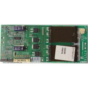 BACKLIGHT INVERSOR / VIZIO 6632L-0486A / 6632L-0486A-M / PPW-CC47VT-M (A) / MODELO SV470XVT1A LPPCEAK