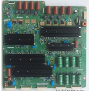 X-SUS / SAMSUNG LJ92-01713B / LJ41-08415A / 713B / BN96-14977A / MODELO PN58C6400TFXZA I001