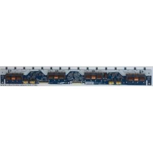 BACKLIGHT INVERSOR / JVC LJ97-02091A / 2091A / SSI460_16A01 / MODELO LT-46J300