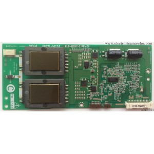 BACKLIGHT INVERSOR / VIZIO 6632L-0412A / KLS-420SC-C REV:05 / MODELO GV42LFHDTV10A