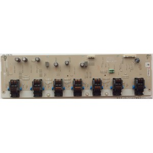 BACKLIGHT INVERSOR / SHARP RDENC2299TPZA / RDENC2299TPZA / QKITS0211SNP2 / MODELO LC-32D43U